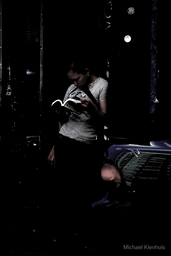 The Reader by Michael Kienhuis