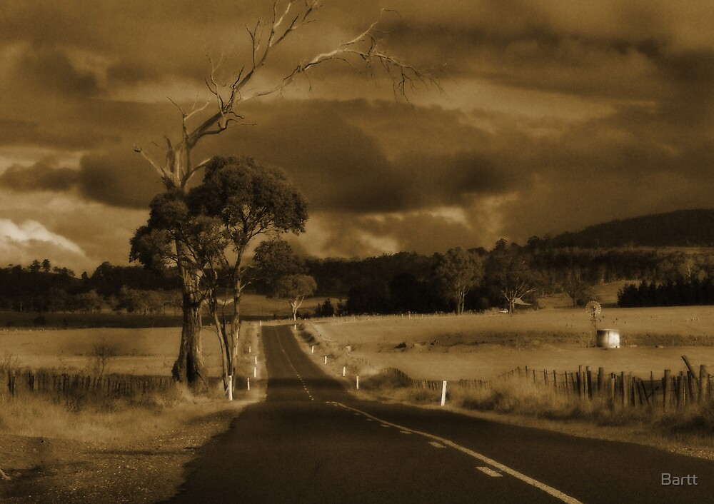 The Road Out Of Here by Bartt