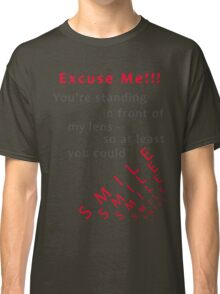 Please Smile Classic T-Shirt