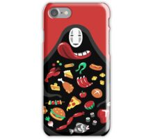 Gluttonous God iPhone Case/Skin