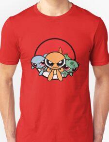 Powerpuff Pokemon Unisex T-Shirt