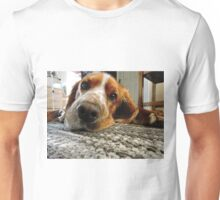 Cute Cocker Spaniel Face Unisex T-Shirt