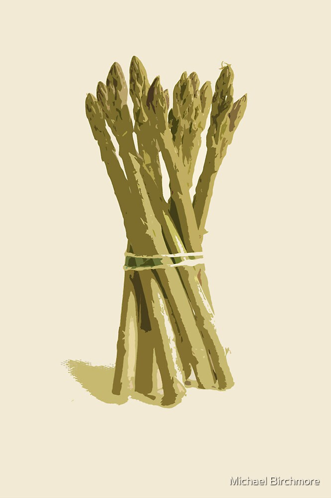 Asparagus by Michael Birchmore