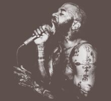 Death Grips | MC Ride by Daniel Brock