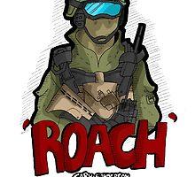 Roach by Squeakierhippo