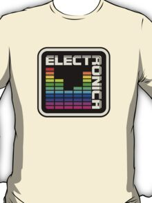 Electronica Colorful Meter T-Shirt