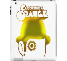 Clockwork Orange iPad Case/Skin