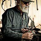 Mont De Lancey Blacksmithing 13 by Samantha Cole-Surjan