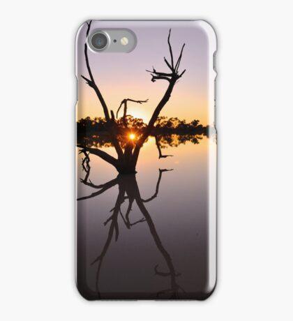 Outback Sunrise iPhone Case/Skin