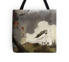 From the mist Tote Bag