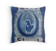 Love Shack (Bowerbird Series) Throw Pillow