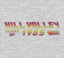 Hill Valley Class of 1985 Kids Clothes