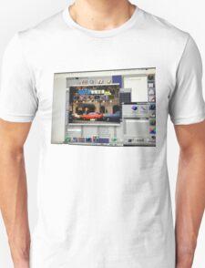 Bootleg Seinfeld on Nextstep OS  Unisex T-Shirt