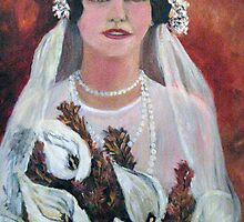 Wedding Day 1926 by Marita McVeigh