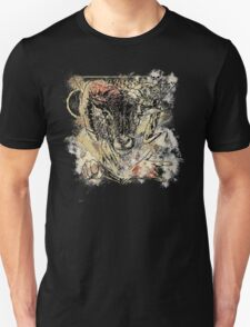 Bloody Cool Goat - Modern Grunge and Wicked Design T-Shirt