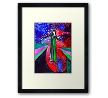 Free Thought Framed Print