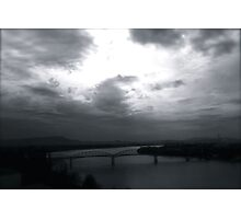 Danube Day Photographic Print