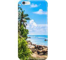 Paradise Beach iPhone Case/Skin