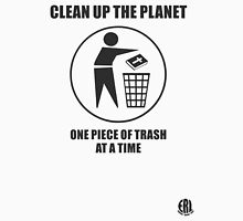 Clean Up The Planet Unisex T-Shirt