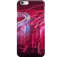 Dancing Lights one iPhone Case/Skin