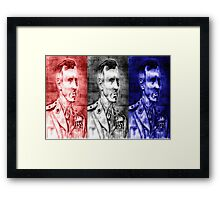 Smedley Butler, Semper Fi Personified  Framed Print