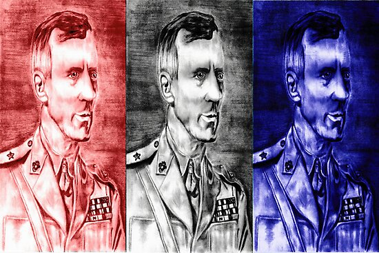 Smedley Butler, Semper Fi Personified  by Steven Torrisi