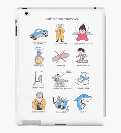 Future Expectations iPad Case/Skin