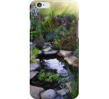 My Garden in Spring iPhone Case/Skin