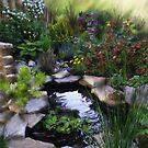 My Garden in Spring by SaraDiane