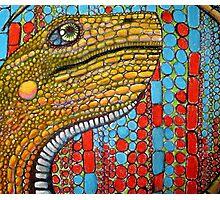 Digital Dino Photographic Print