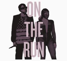 J + B On The Run (BEY Pink) Kids Clothes