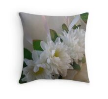 essence of Lily Paulina Throw Pillow