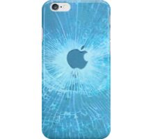 BLUE BULLET HOLE SMARTPHONE CASE (Graffiti) iPhone Case/Skin