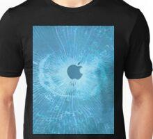 BLUE BULLET HOLE SMARTPHONE CASE (Graffiti) Unisex T-Shirt