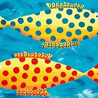 Spotty Fish by Julie Nicholls