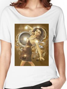 Dance of love Women's Relaxed Fit T-Shirt