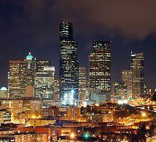Seattle by Louis Kinley