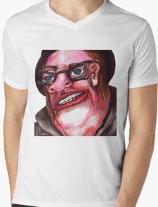 The Sherrif of New Orleans Mens V-Neck T-Shirt