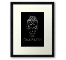 Falkreath Framed Print