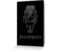 Falkreath Greeting Card