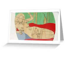 nudeme Greeting Card