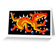 Cipactli Greeting Card