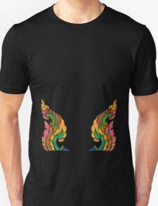 Thai Flame, dual T-Shirt