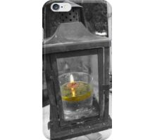Light A Candle For Me iPhone Case/Skin