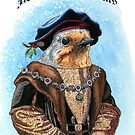 Merry Christmas from Maester Robin by Matthew Sergison-Main