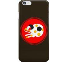 Aztec skull V2 iPhone Case/Skin