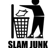 Slam Dunk the Junk! by DolceandBanana