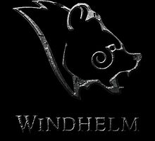 Windhelm by kitkat1