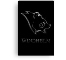 Windhelm Canvas Print