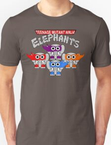 Teenage Mutant Ninja Elephants T-Shirt